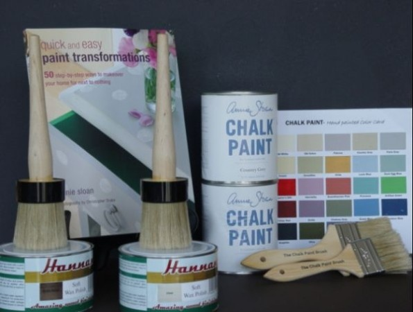 Best Paint To Use On Furniture...no Sanding, Stripping, Etc.