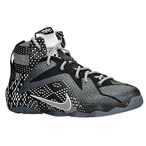 Nike Lebron 12 BHM Size 6.5