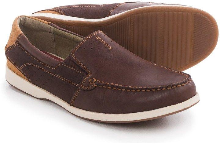 Florsheim Riptide Moc-Toe Shoes - Slip-Ons (For Men)