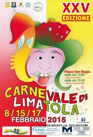 Carnevale a Limatola