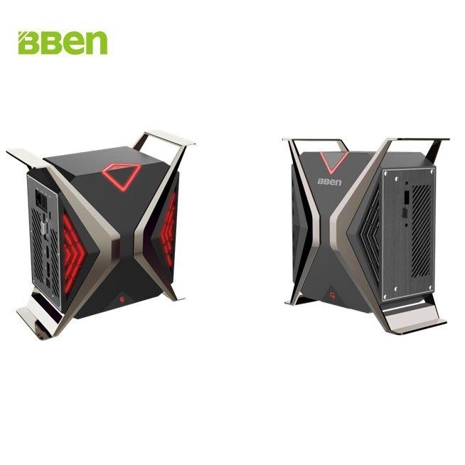 brand Mini gaming desktop PC BOX Intel Core i7 7700HQ Optane