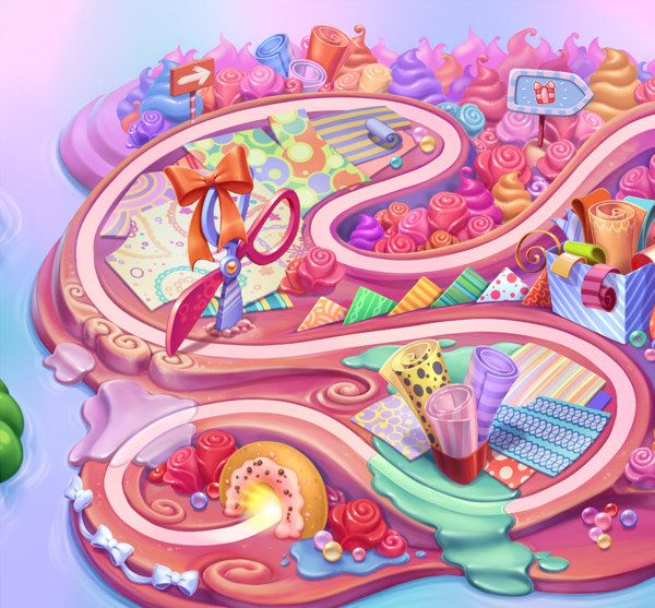 Candy on Behance