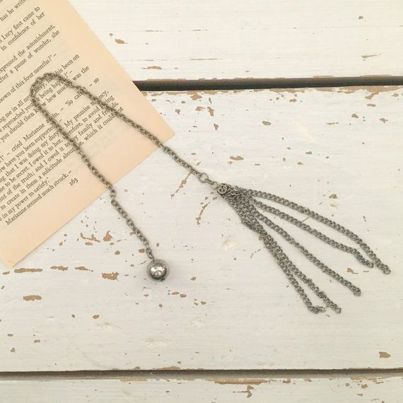 Book Mark with Tassel, Bookmark, Metal Bookmark, Unique Bookmarks, Bookmarks for Books, Book Marks, Custom Bookmarks, Book Lover Gift