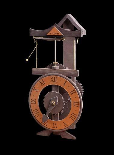 Uno de los inventos de Leonardo Da Vinci.