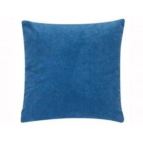 Kussen Luciano in het blauw http://www.zusenzowonen.nl/textiel/sierkussens/2lif-kussen-luciano