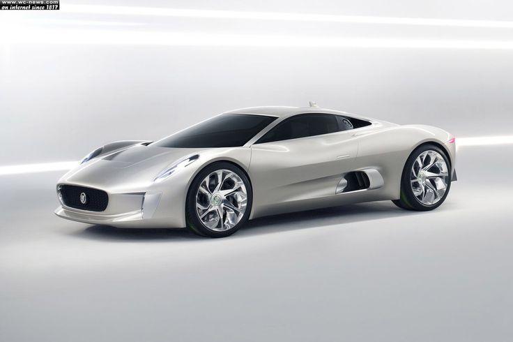 Jaguar Hybrid C-X75 Supercar Source: http://www.wc-news.com/jaguar-hybrid-c-x75-concept-jaguar-cars-and-williams-f1/