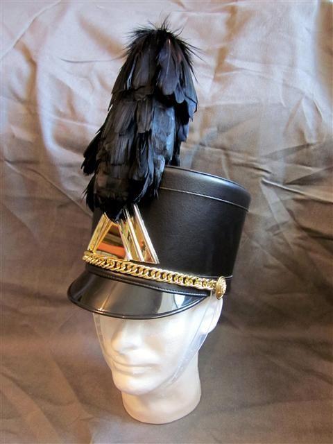 Black Hat Plumes $8.20
