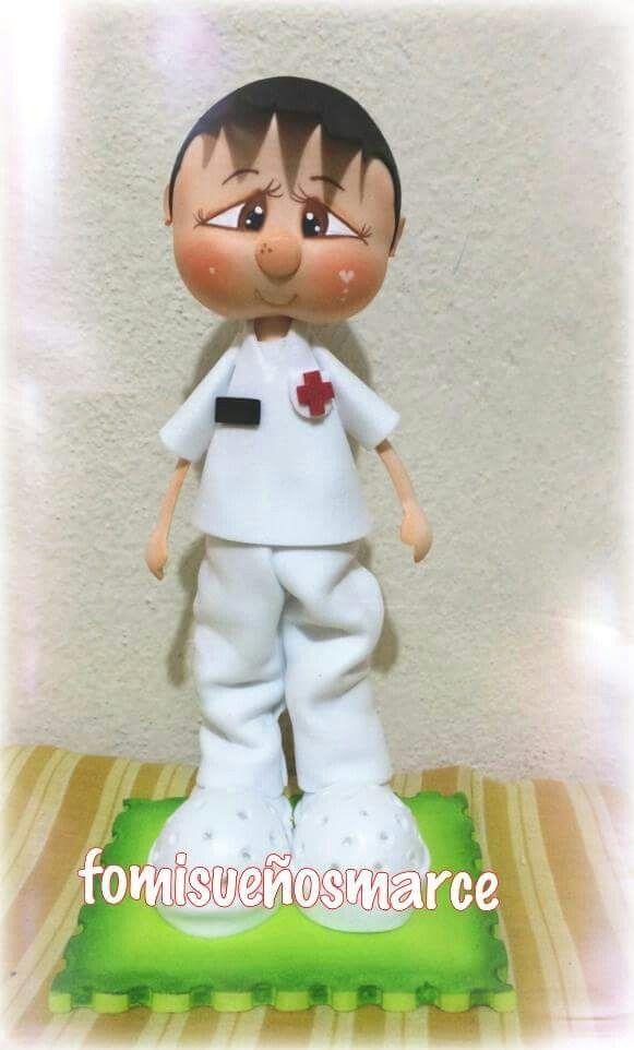 enfermero cruz roja