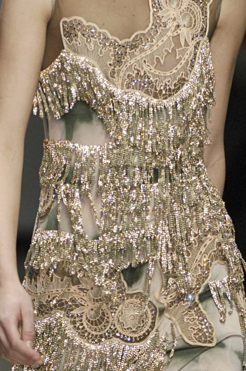 Beautiful Couture: Bling, Fashion Details, Beadwork, Dresses, Silver, Couture, Glam, Sparkle