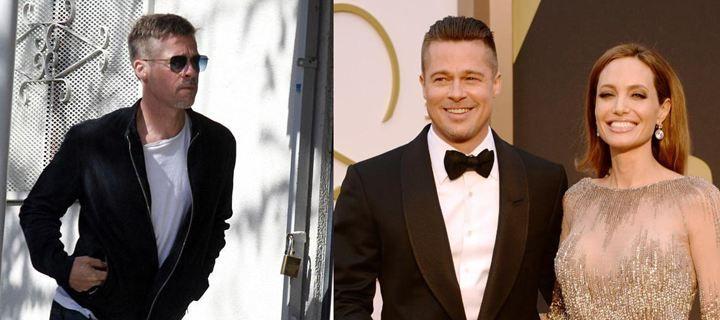 Τρομακτικά αδύνατος ο Brad Pitt λίγους μήνες μετά το διαζύγιο