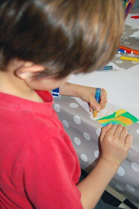 Malen als Entspannung für Kinder und Mamas • Mami rocks