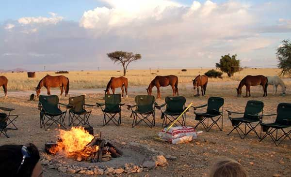 Horse Riding Holidays in Namibia, Africa *Unicorn Trails*