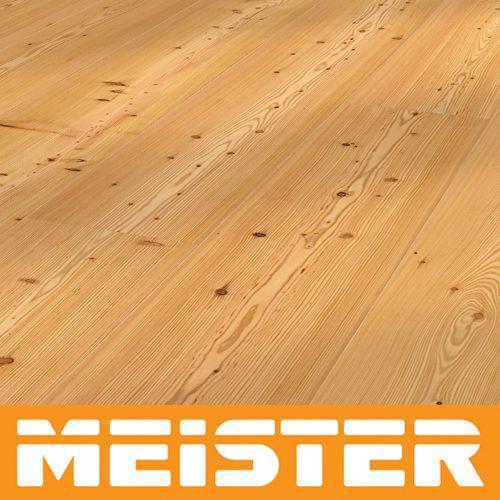 Meister Lindura wood flooring HD 300 lively Larch 8418 Wide Plank 2V/M2V