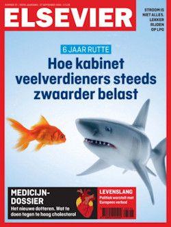 Proefabonnement: 10x Elsevier € 15,- + gratis special: Elsevier is het…