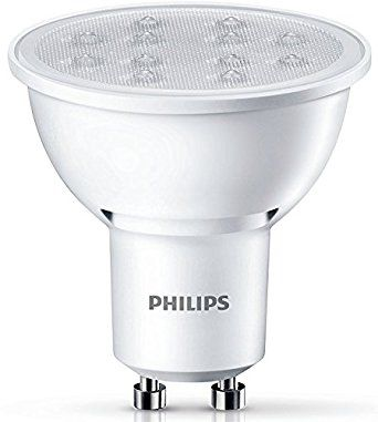 Philips GU10 LED Spot Light, 5 W, 230 V - Warm White