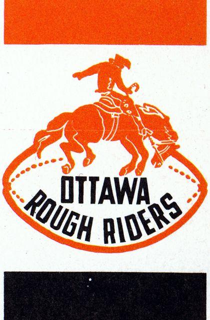 Ottawa Roughriders Logo