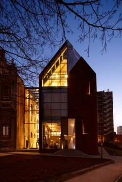 Extension des Brigittines / SumProject & Studio Andrea Bruno / Wallonie-Bruxelles Architectures