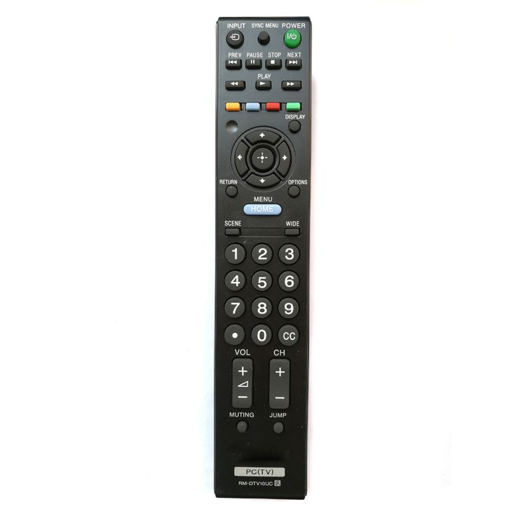 Universal Remote Control RM-DTV10UC For SONY LCD LED HDTV REMOTE CONTROL Fast  Shipping free shipping #Affiliate