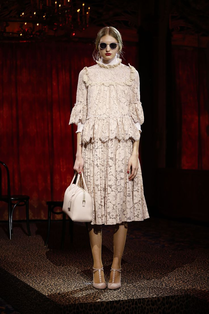 Kate Spade Autumn/Winter 2017 Ready to Wear Collection