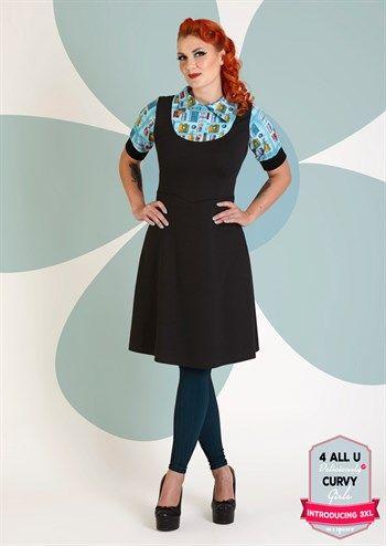 Margot kjole TENNA TOPTEN no 713 / margot dress mwmwear