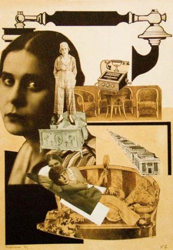 Alexander Rodchenko. Photomontage