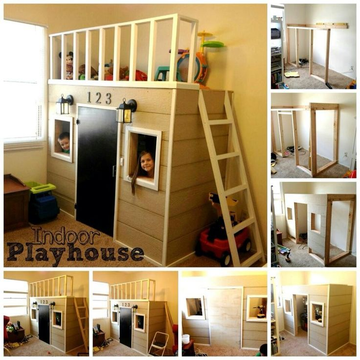 Best 25+ Indoor Playhouse Ideas On Pinterest
