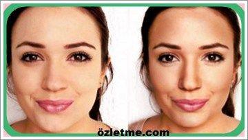 #Makyaj sanatını doğru yapan kişiler bir çok şeyi olduğundan daha büyük veya daha değişik şekillerde gösterebiliyorlar. Yüklenen videolar da yapılan makyaj hilelerini kesinlikle görmüşsünüzdür. Konuya girmeden önce dudakları büyük gösteren makyaj tekniklerine göz atabilirsiniz. Bizlerde sizlere ufak tefek teknikler anlatarak burnunuzu daha küçük göstermenizde yardımcı olacağız. Burnunuz küçük göstermek için kontürleme adı verilen işlemi yapacağız
