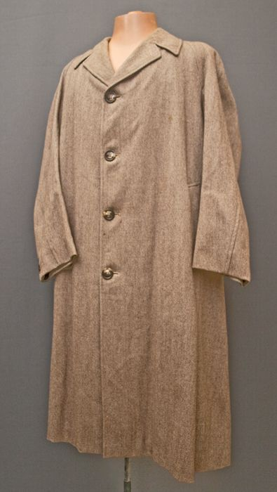 1930's man's coat from the Mab's Collection