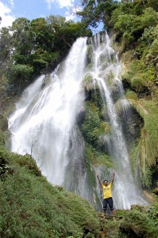 Laputi Waterfall,  Eastern Sumba Island, Indoneisa