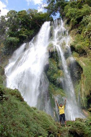 Laputi Waterfall,  Eastern Sumba Island, Indoneisa