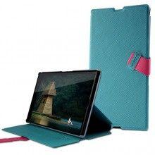 Forro Sony Xperia Z Ultra Faith Leather Verde