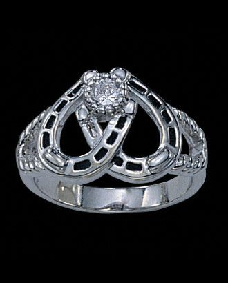 Montana Silversmiths Double Horseshoe Ring Rings Jewelry Las Fort Western Online And Pretty Things In 2018 Pinterest