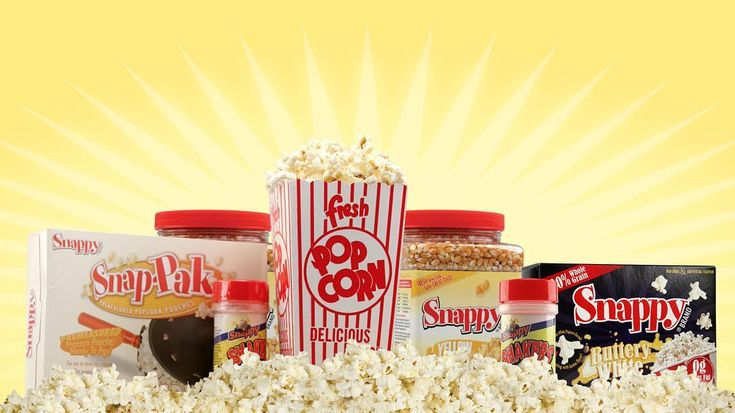 We're on Instagram! Follow us for updates about our great tasting popcorn!