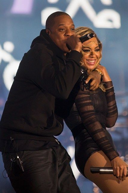 Chime for Change Concert Photos – Beyonce, Jay-Z  more