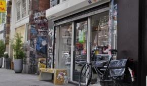 Interview with Amsterdam's best retailler Patta.