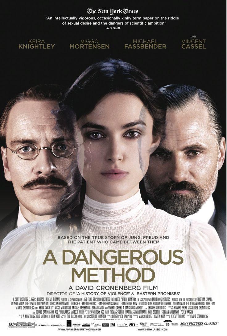 1 de junio: A Dangerous Method (2011)