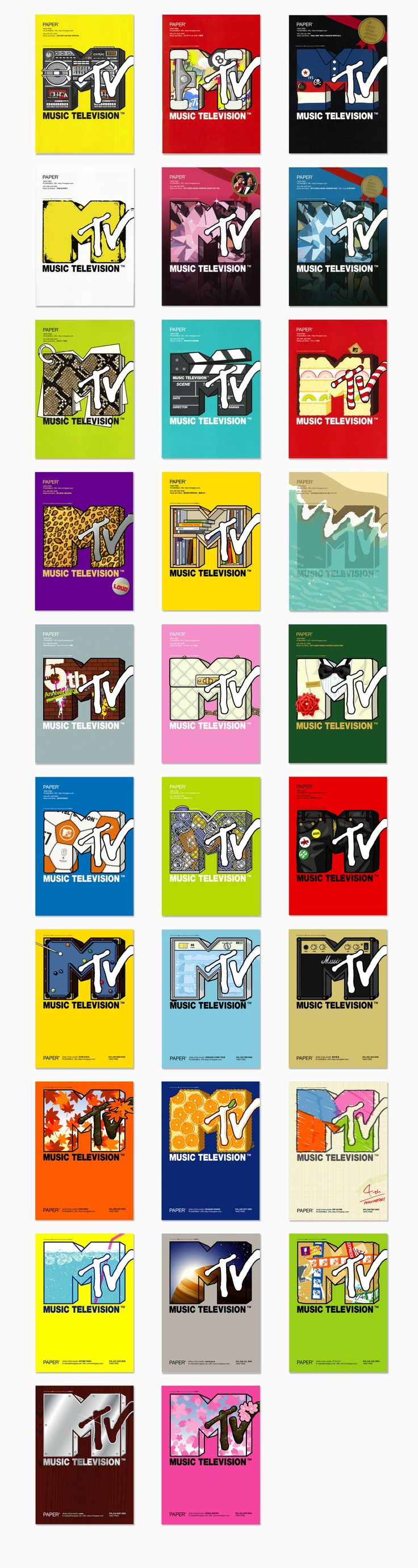 MTV paper | groovisions