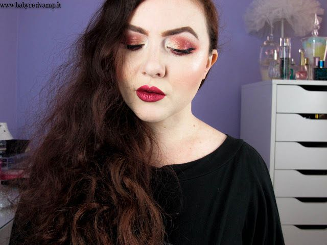 Babyredvamp Makeup: Face Of The Day - Dreamy Eyeshadow Palette, Nabla ...