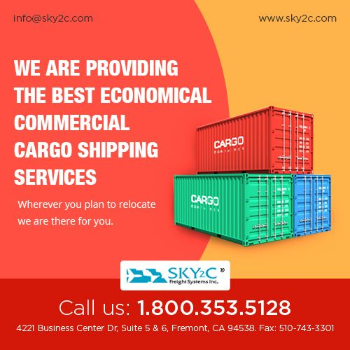 Looking for the best cargo service to deliver your precious merchandise to your suppliers?