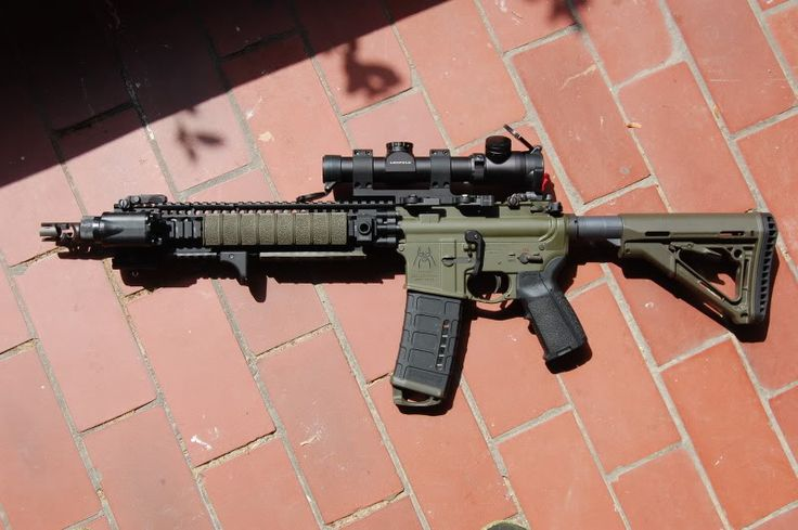 OD Green AR Picture Thread - Page 6 - AR15.COM
