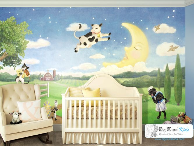 find this pin and more on nursery rhyme themed rooms decor for kids - Baby Themed Rooms