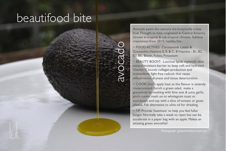beautifood bite   avocado
