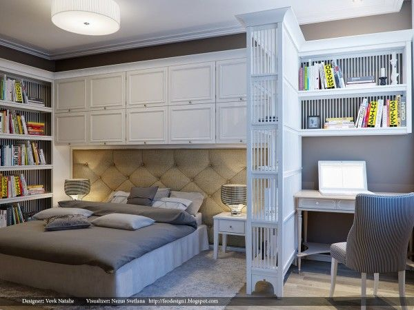 Best 495 Best Images About Interior Design Bedroom On Pinterest Space Saving Beds Master 640 x 480