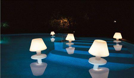 Best 25 Floating Pool Lights Ideas On Pinterest