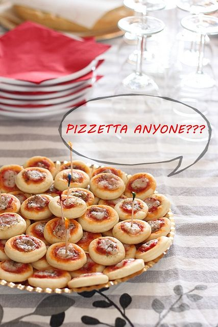 Pizzetta anyone?!