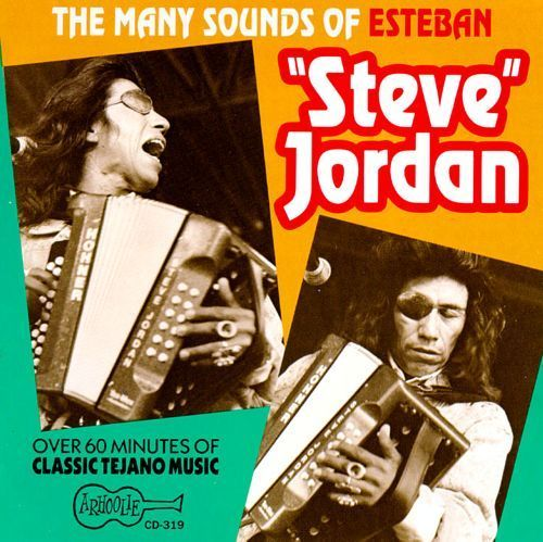 The Many Sounds of Steve Jordan [CD]