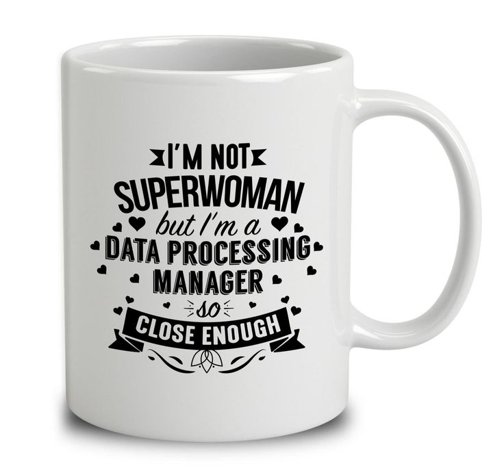 Iu0027m Not Superwoman But Iu0027m A Data Processing Manager Data - data processing manager sample resume