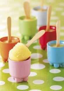 Des sucettes glacées sans sorbetière, j'en veux !
