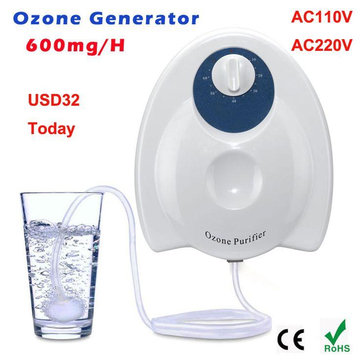 best price ozone generator oxygen machine ozonizer air water sterilizer air purifier purification fruit #ozone #machine