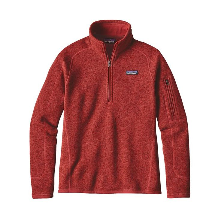 This jacket by Patagonia features a quarter length front zipper, wind flap, kissing welt closure, zippered security pocket on sleeves and princess seam on back,25617 BRYG,100% polyester,Micropolyester jersey trim on cuffs, wind flap and hem,Weight: 388g (13.7 oz),Black Friday 2016 & Cyber Monday 2016,End Of Season Clearance,